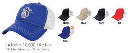 a846366ce67 Custom Hats embroidered with your logo - 100+ different styles in stock.